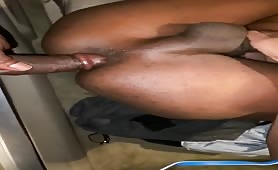 Horny twink couldn't wait to get fucked