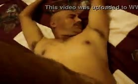 Married latin guy being fucked by his gay friend