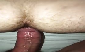 Pounded and bred by a married hung stud