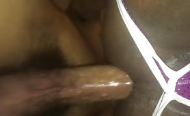 Fucked by straight horny thug
