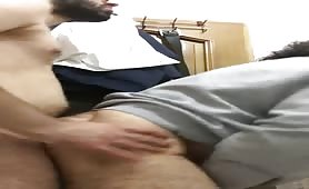 A str8 married history teacher wants to try my huge cock