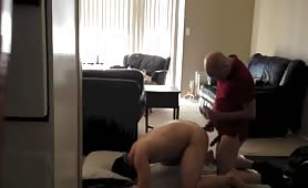 Str8 married guy fucks an anon guy from craigslist