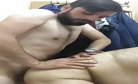 My young str8 barber wanted to fuck my ass once again
