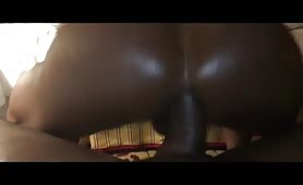 I sat on my married cousin's huge cock