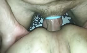 Big dick friend fucked me in my room