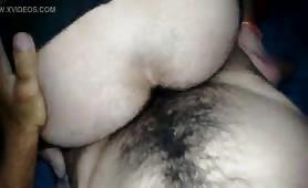 Love fucking my str8 hairy friend